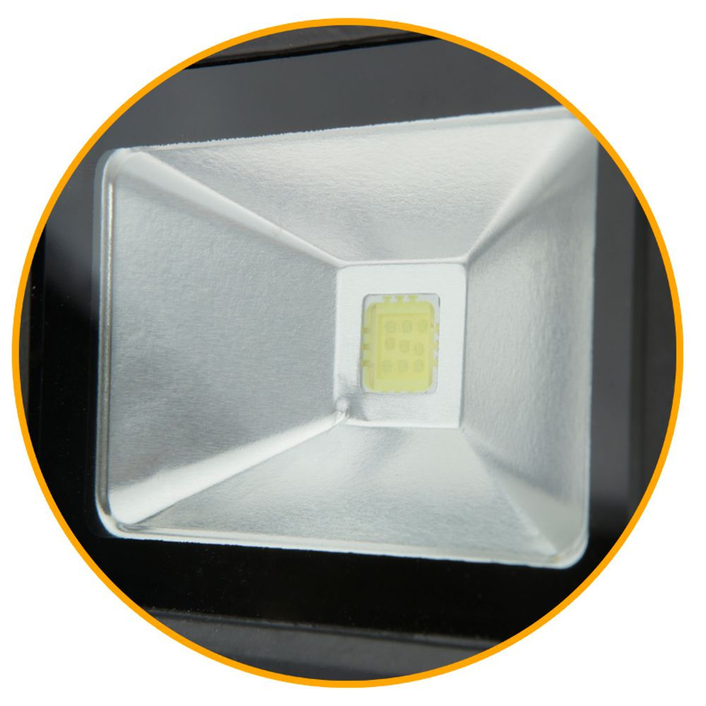 Refletor-Preto-Led-10w