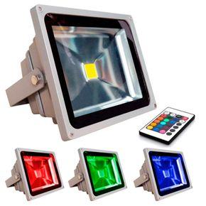 Refletor-Cinza-RGB-20W