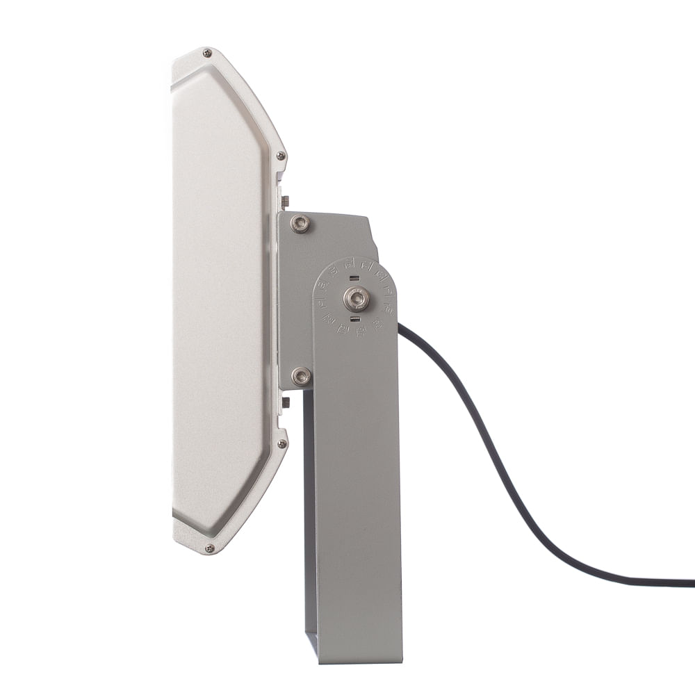 Lumin Ria Led Industrial 100w Modular Hrd H2xtech Em Ilumina O Na