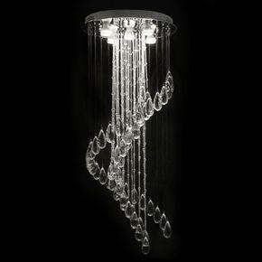 Lustre-Plafon-Cristal